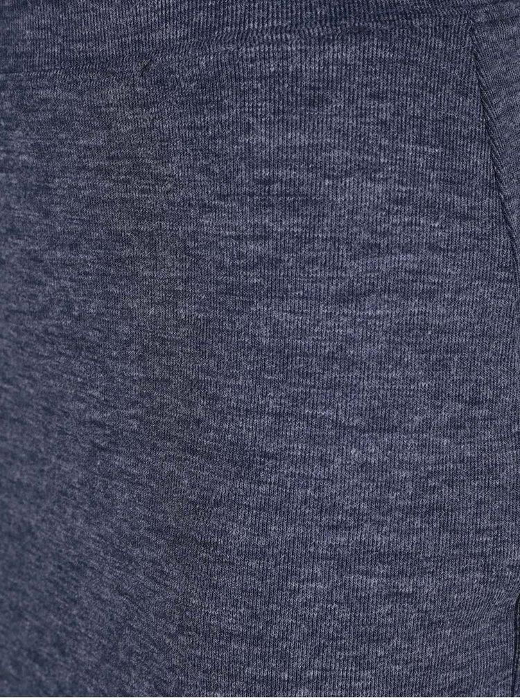 Tmavě modrá žíhaná sukně VERO MODA Nora