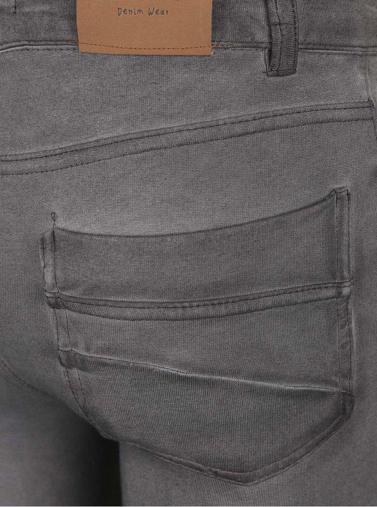 Šedé klučičí elastické kalhoty Blue Seven