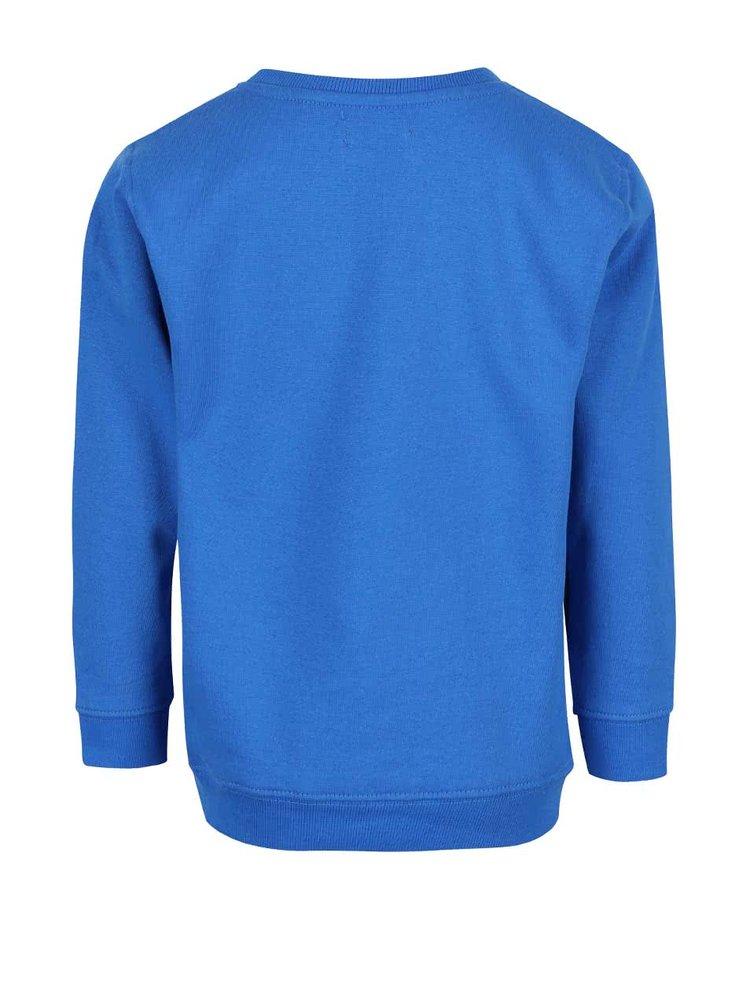Bluză albastră Blue Seven din bumbac pentru băieți