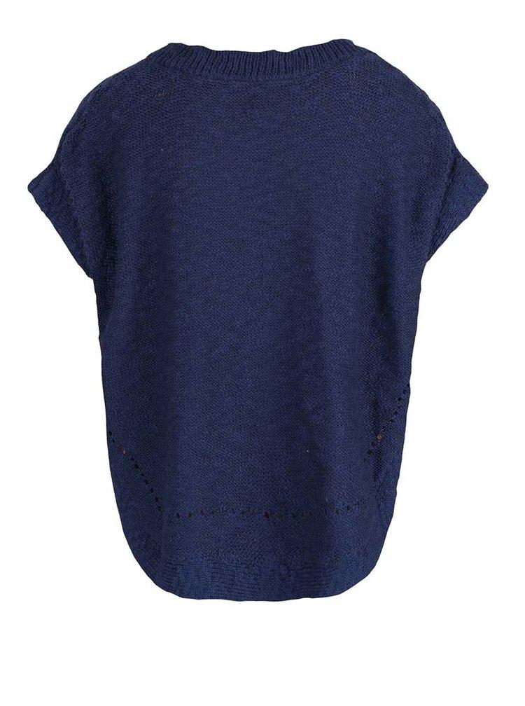 Tricou din bumbac Blue Seven albastru