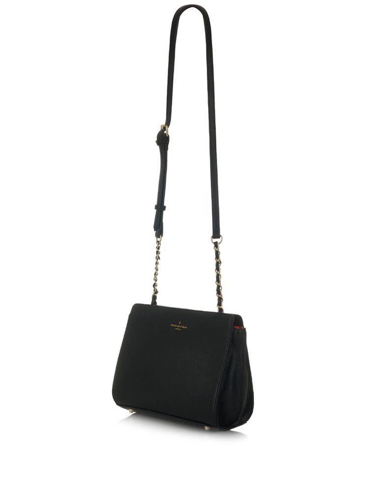 Geantă neagră Paul's Boutique Julia crossbody