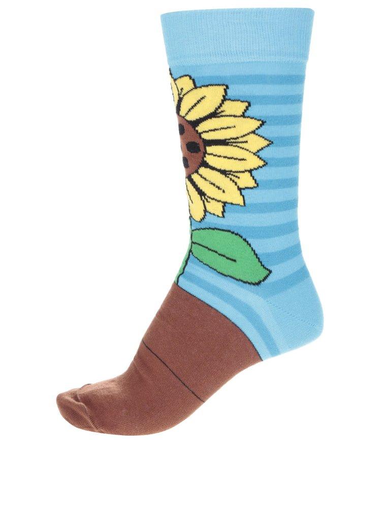 Kolekcia šiestich pánskych farebných ponožiek Oddsocks Fork