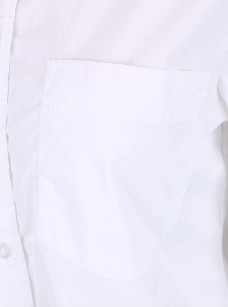 Cămașă albă QS by s.Oliver pentru femei