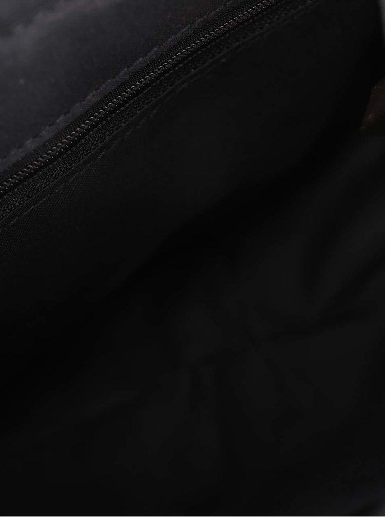Geanta neagra Haily´s Clara cu detalii aurii