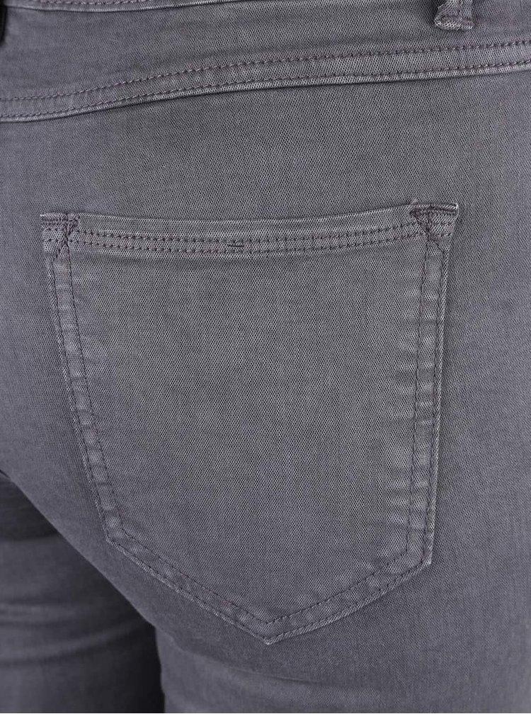 Šedé skinny džíny Haily´s Hanna
