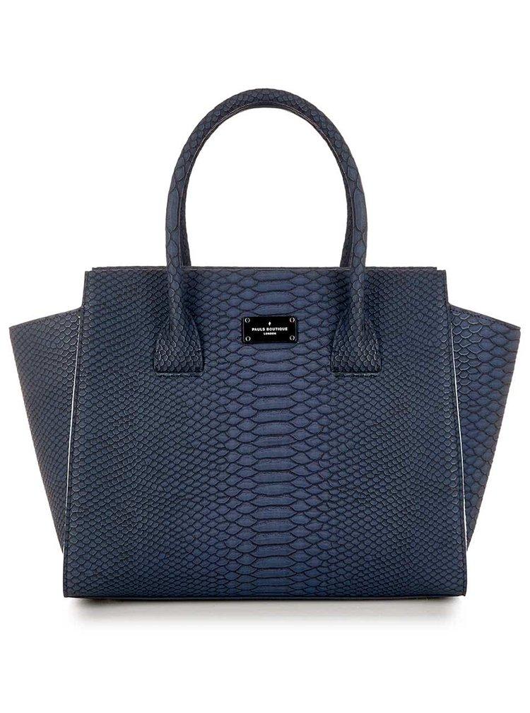 Tmavě modrá kabelka Paul's Boutique Bethany