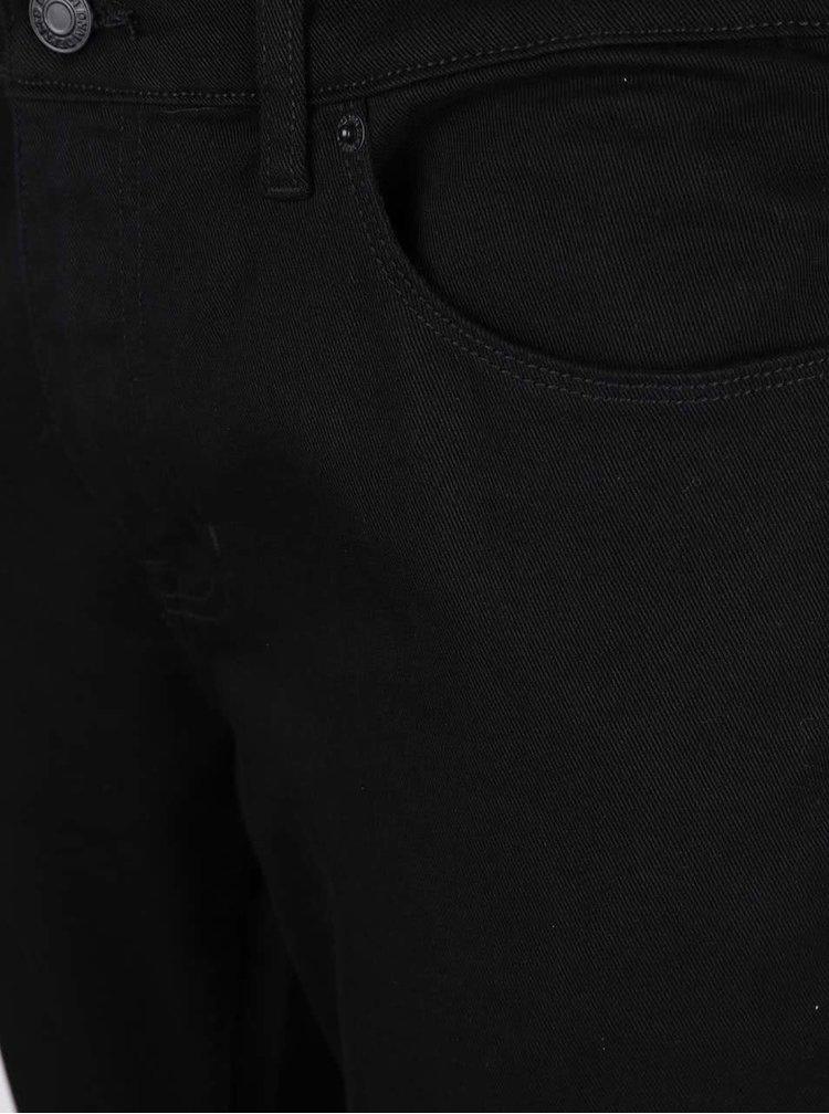 Černé džíny Burton Menswear London