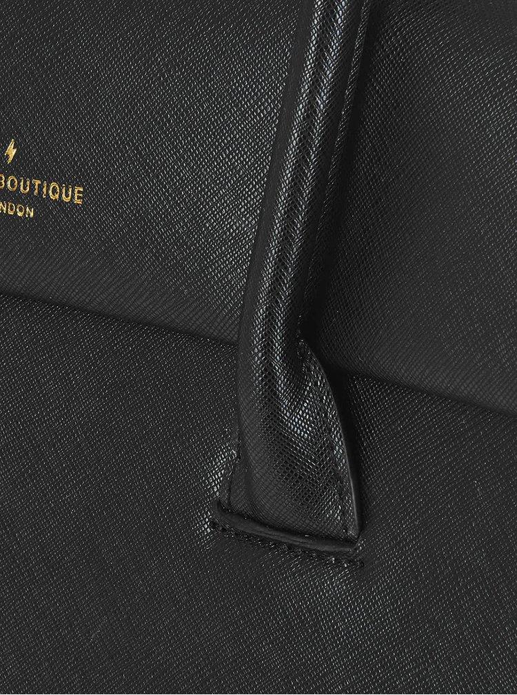 Geantă de mână neagră Paul's Boutique Adele