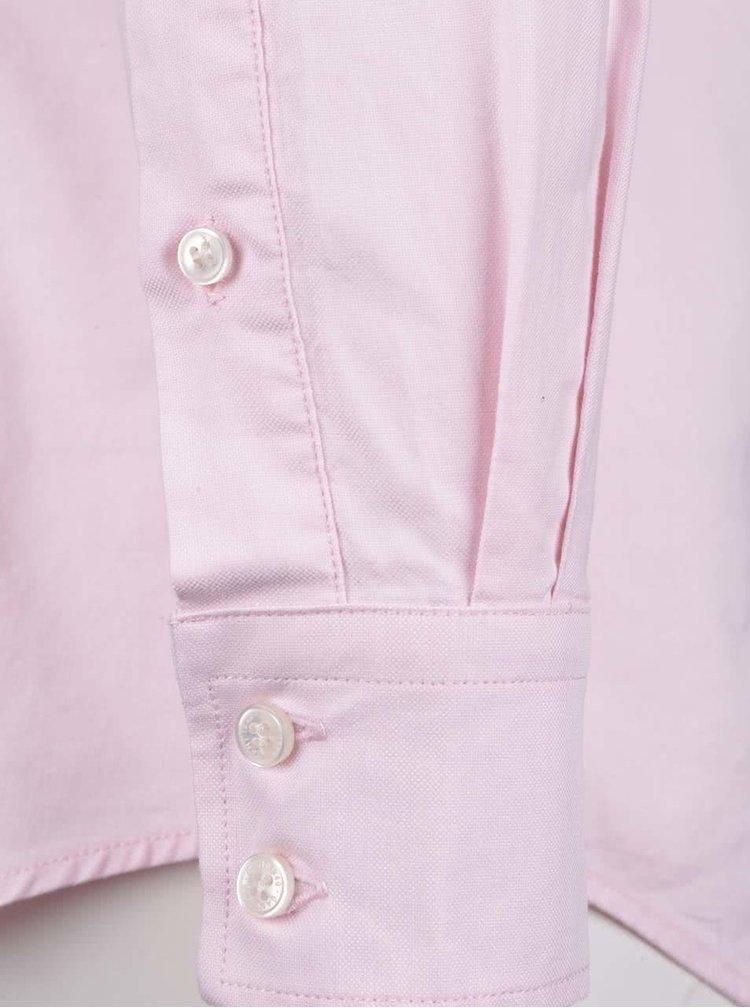 Růžová dámská košile GANT