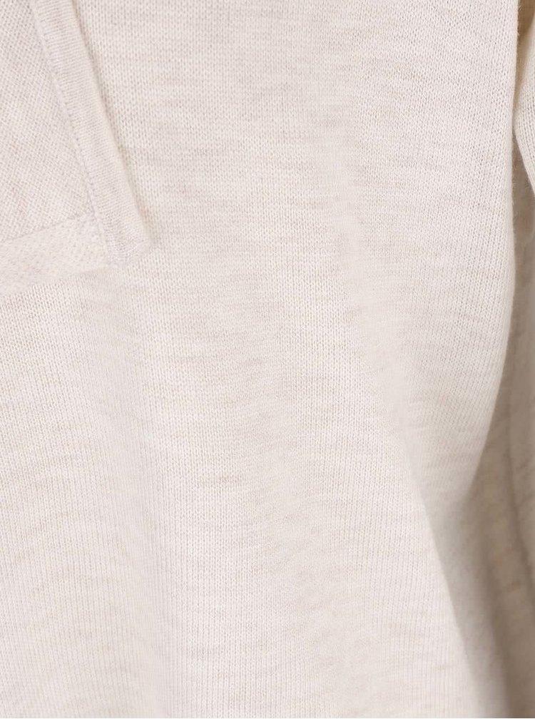 Krémový krátký kardigan Dorothy Perkins