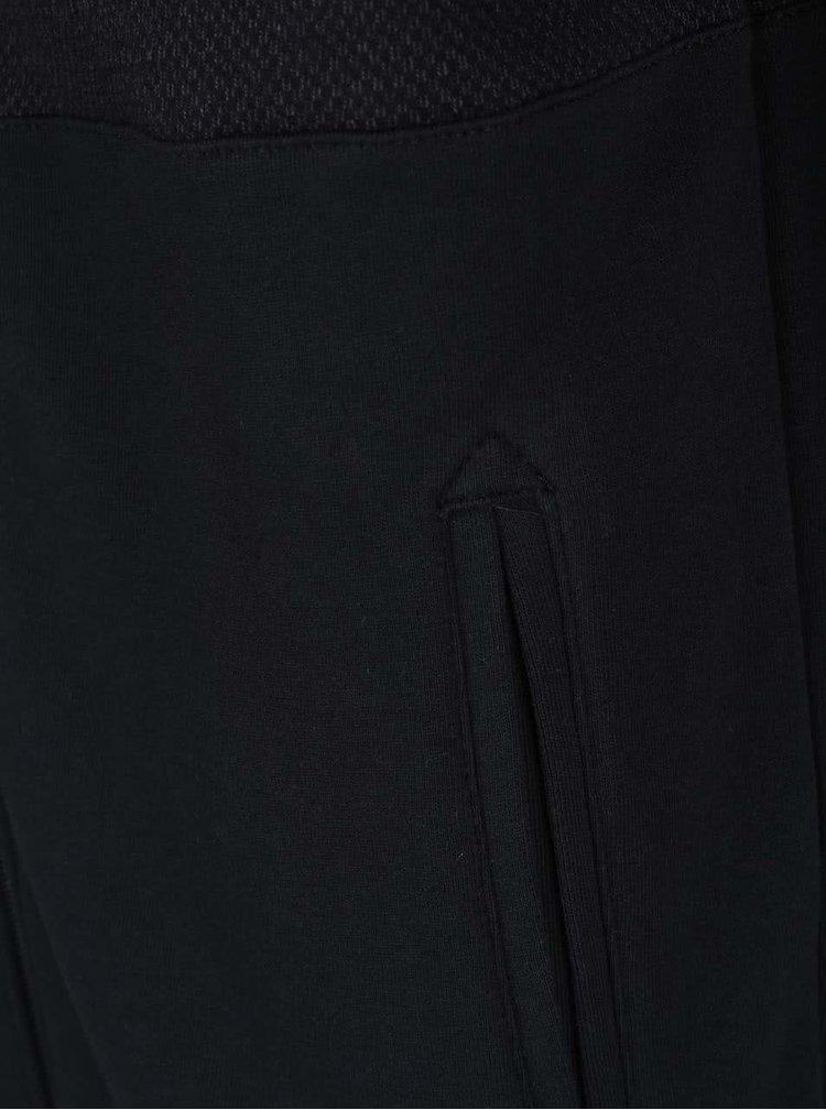 Bluză neagră Rip Curl Cutback ZT Crew pentru bărbați