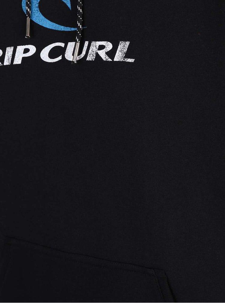 Hanorac negru Rip Curl Corps pentru bărbați