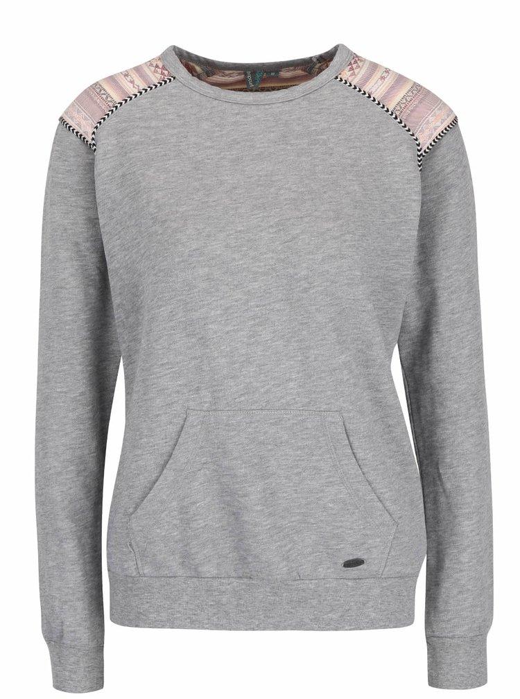 Bluză gri Rip Curl Calama pentru femei