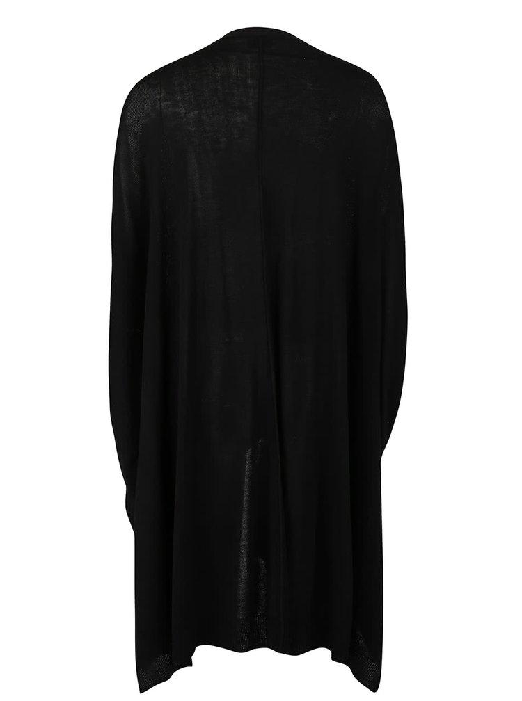Černý volný kardigan VILA Tobi