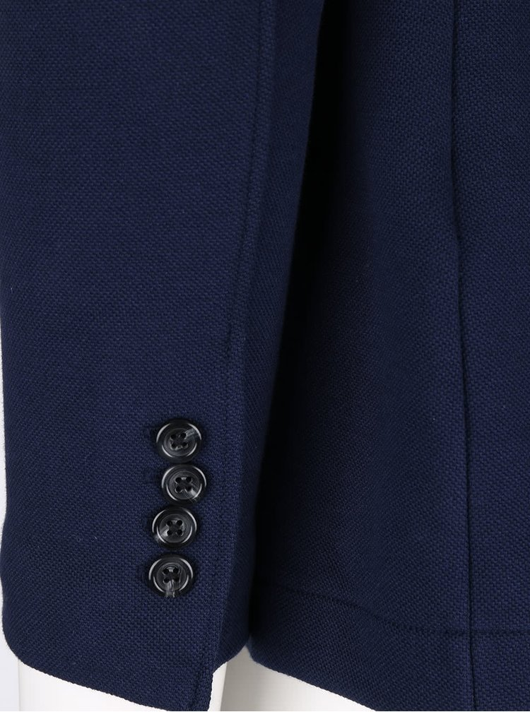 Tmavě modrý blejzr Jack & Jones Loyd