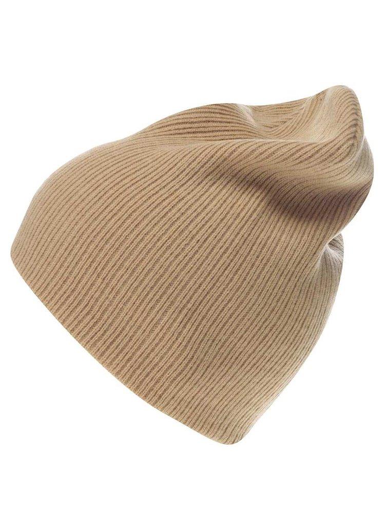 Béžová čiapka TALLY WEiJL
