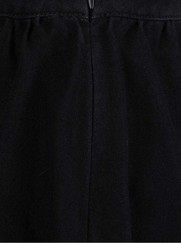 Rochie neagră Noisy May din denim