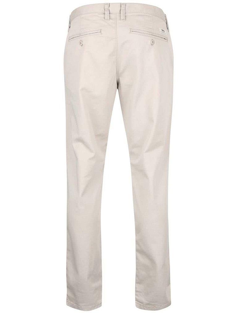 Pantaloni chino bej Vans Gr