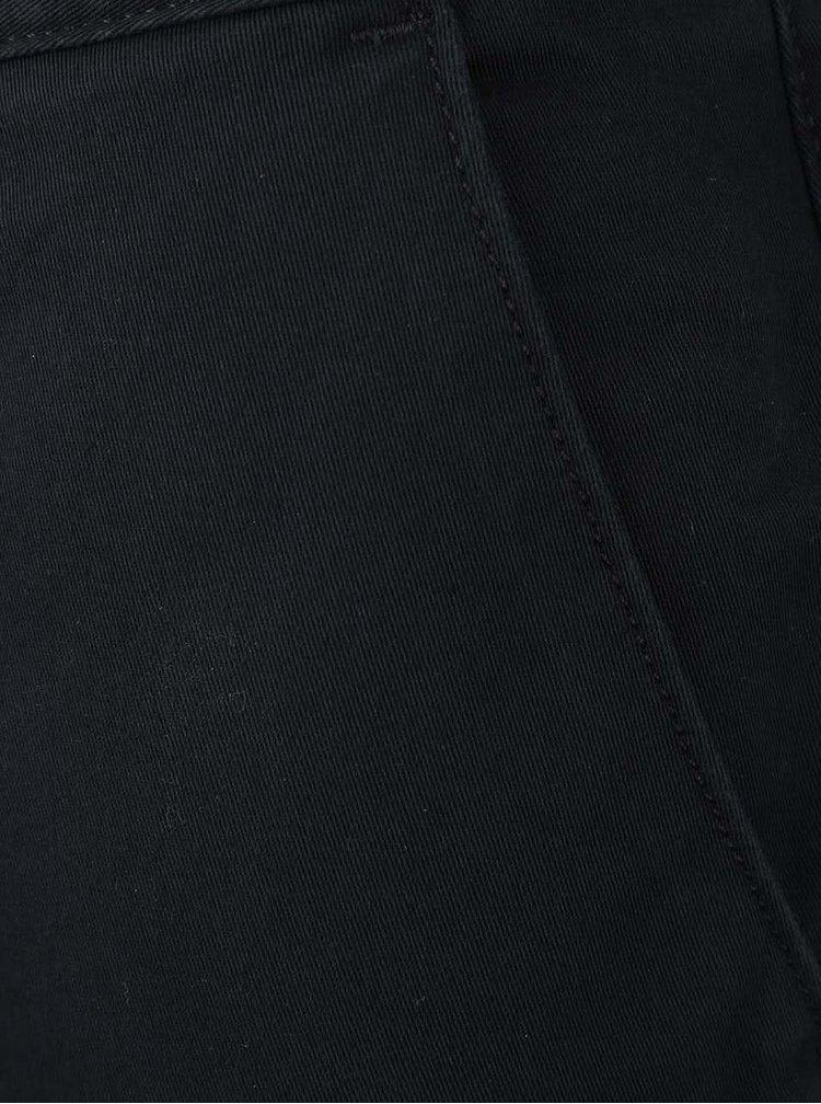 Čierne pánske chino nohavice Vans Gr