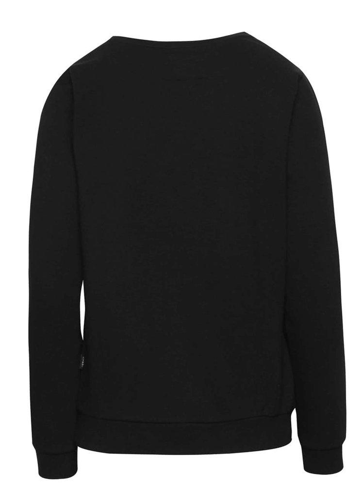 Bluză sport neagră Cars Belly