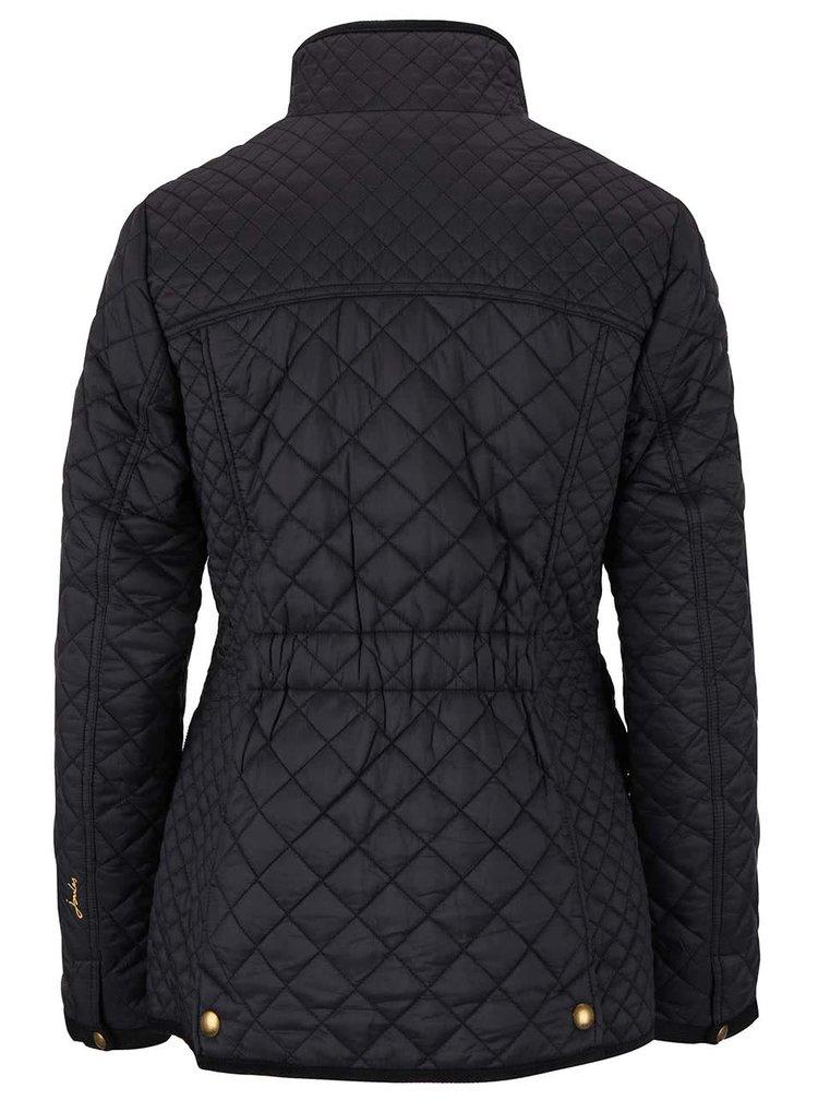 Čierna dámska prešívaná bunda Tom Joule Newdale