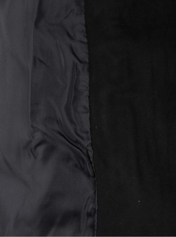 Černý křivák v semišové úpravě Dorothy Perkins