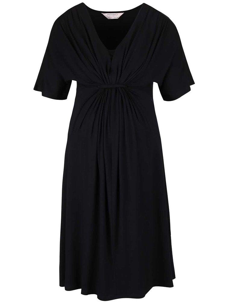 Rochie neagră Dorothy Perkins Maternity