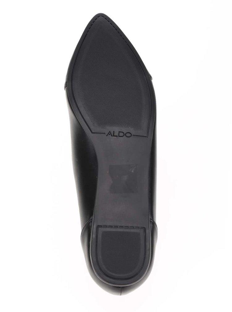 Čierne baleríny ALDO Stilling
