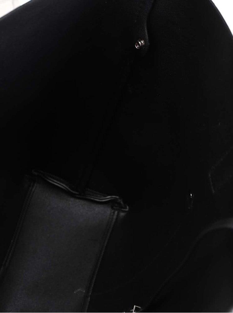 Geantă kaki ALDO Vulacn cu portfard detașabil