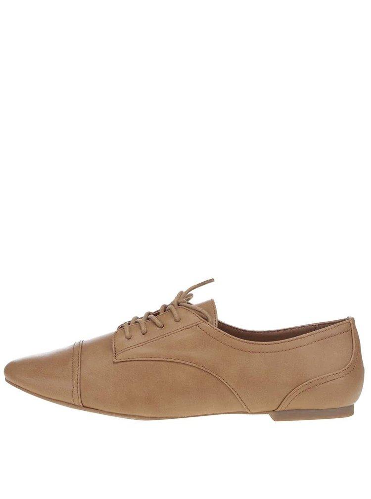 Pantofi maro deschis ALDO Corallo pentru femei