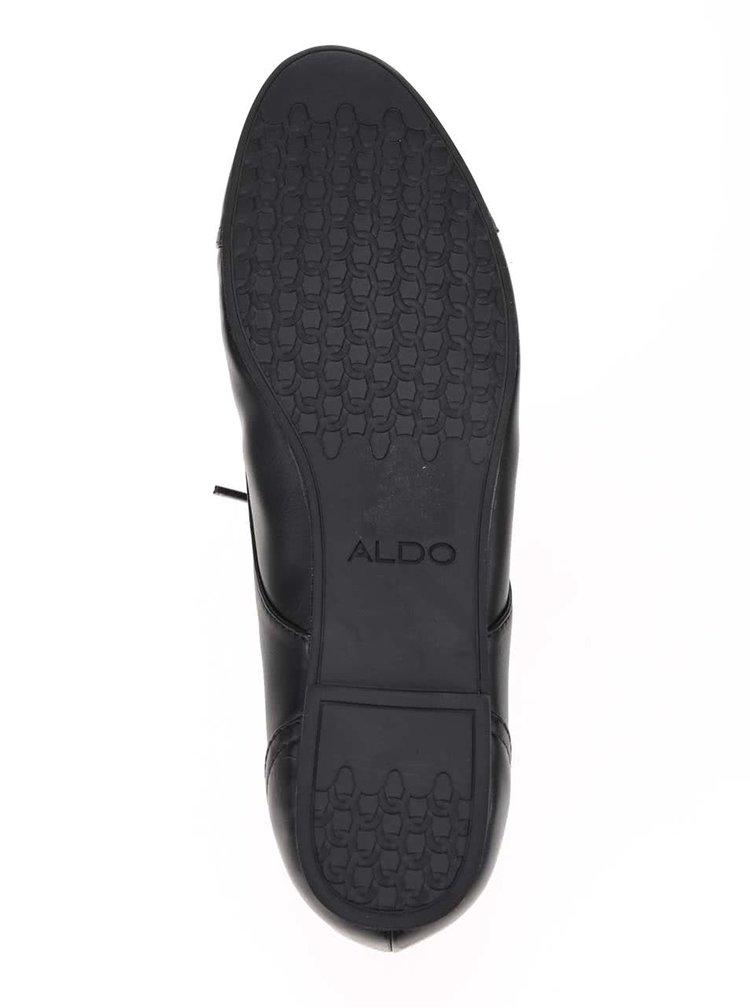 Černé dámské polobotky ALDO Corallo