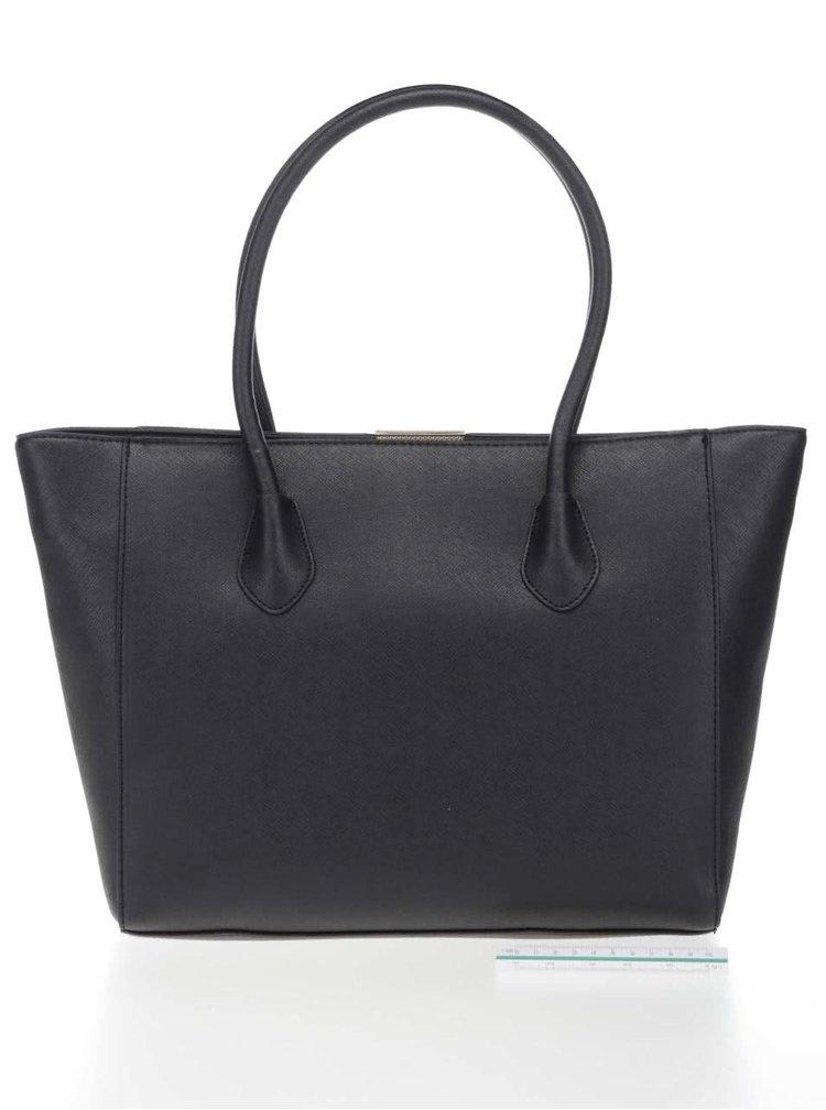 Černá kabelka s přívěškem ALDO Parker