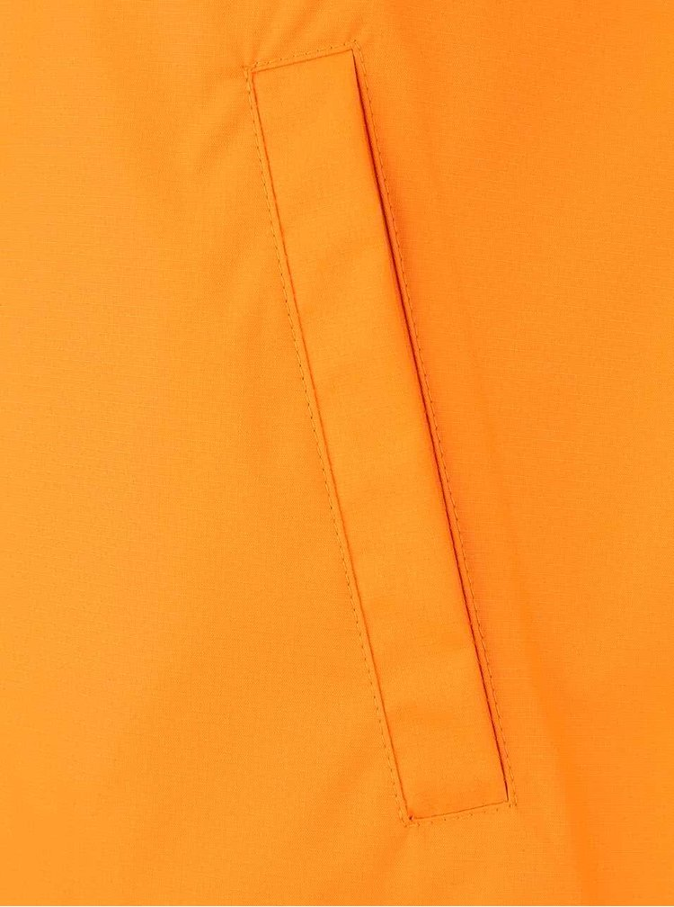 Oranžová lehká bunda Camilla Morch Marstrand