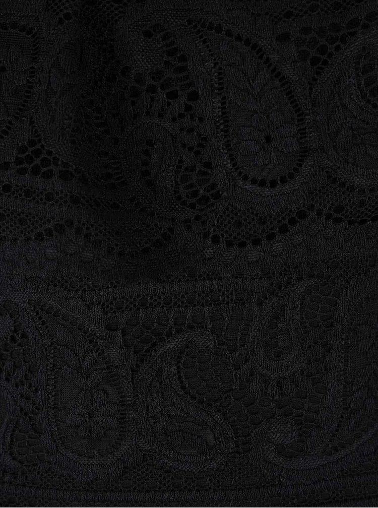 Čierne šaty Haily´s Marylyn