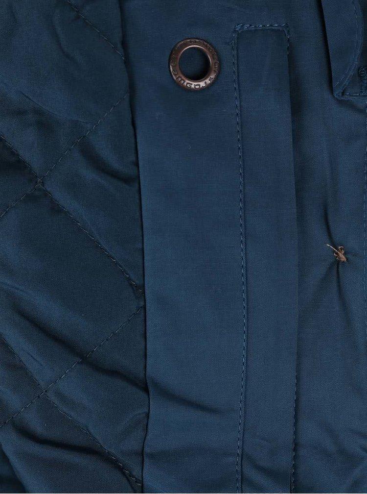 Geaca albastru petrol Ragwear Lynx