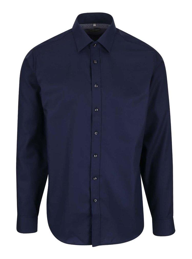 Tmavě modrá formální košile Seven Seas