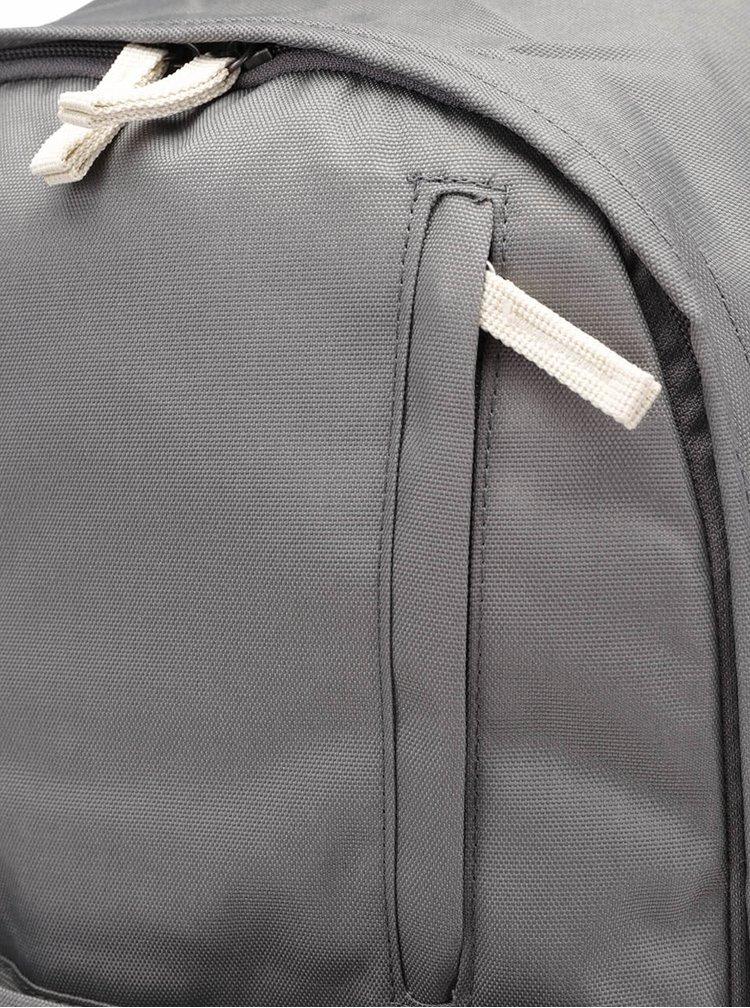 Sivý batoh s logom Converse Original