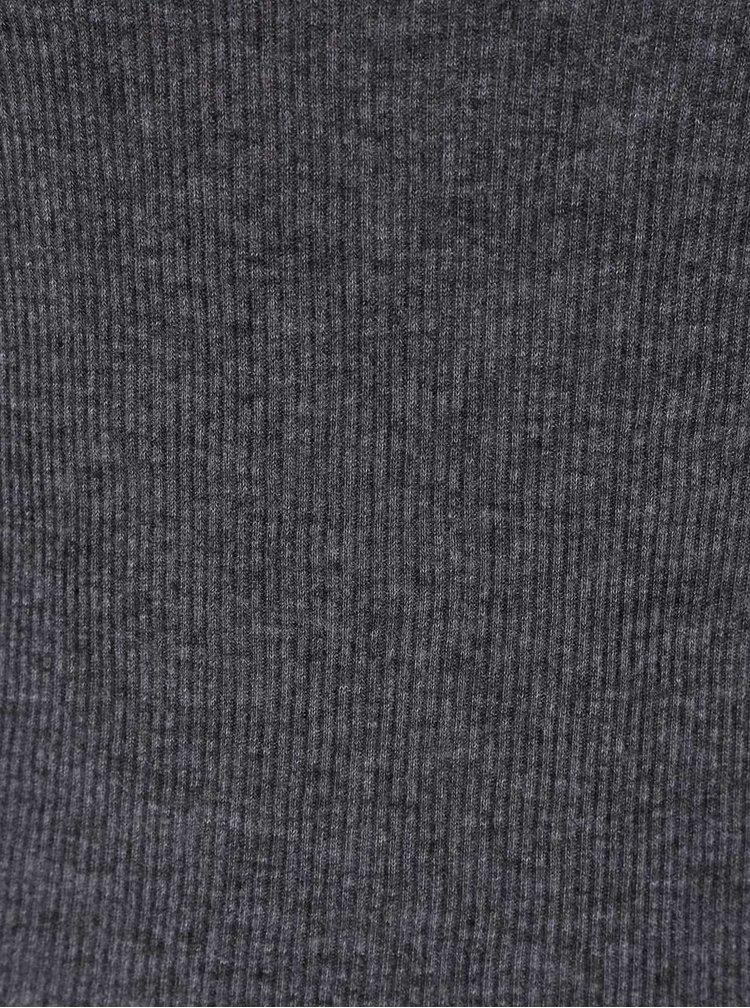 Tmavě šedé tílko Haily´s Maira