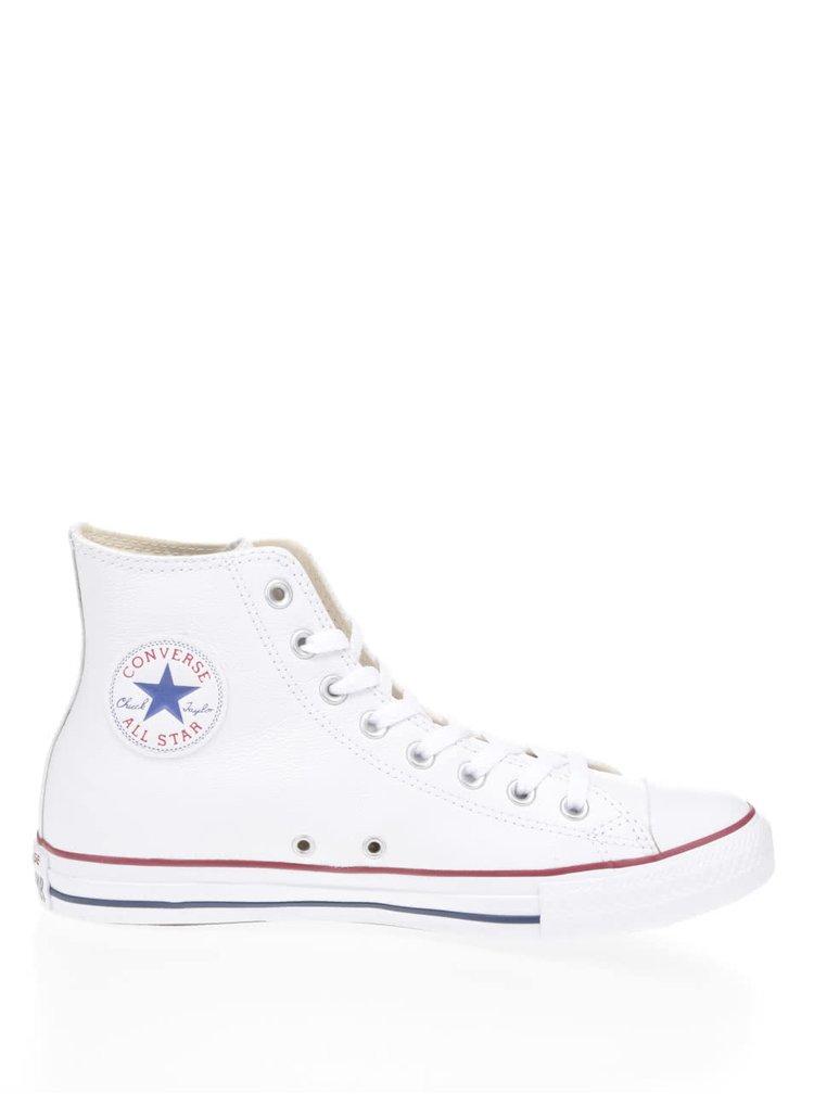 Biele unisex členkové tenisky Converse Chuck Taylor All Star