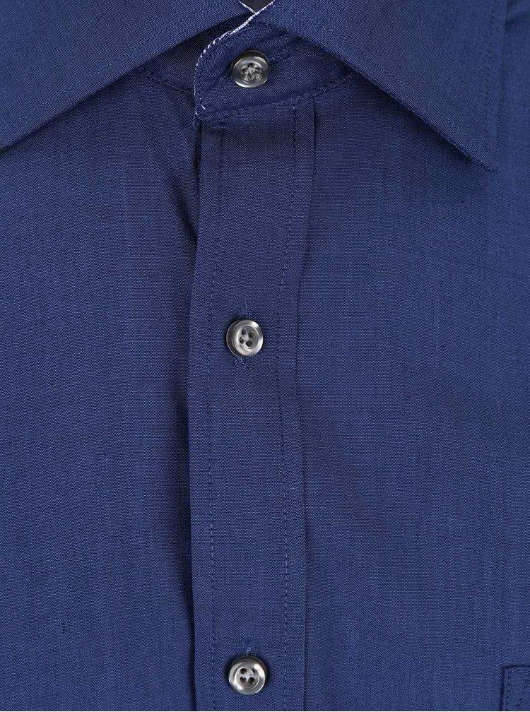 Modrá formální košile Seven Seas