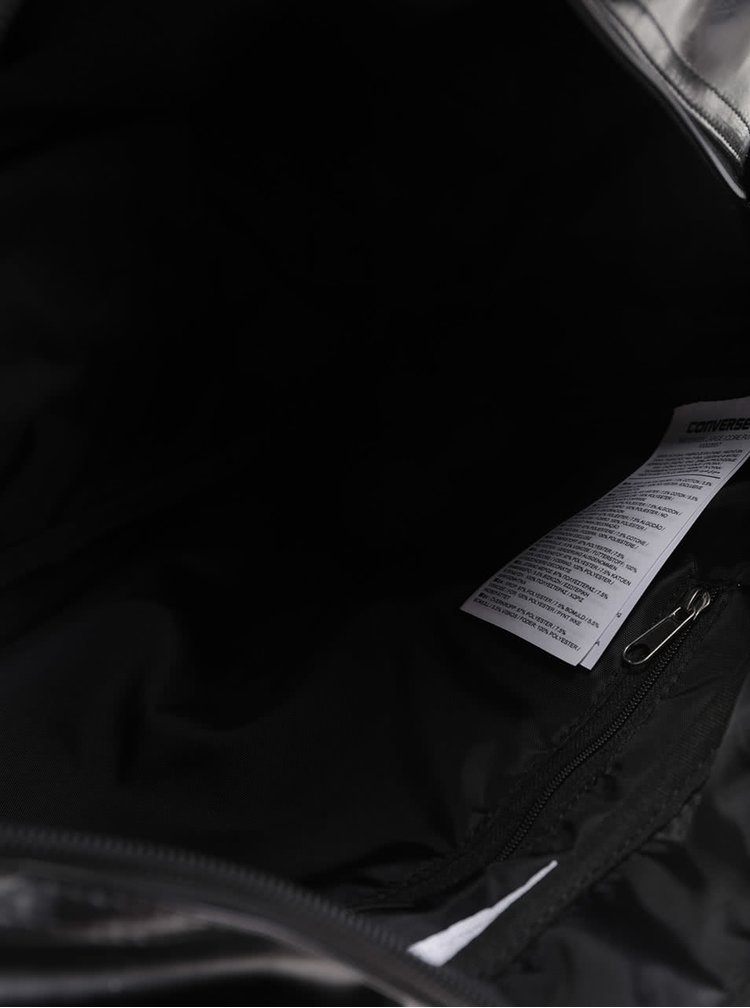 Čierna taška cez rameno Converse