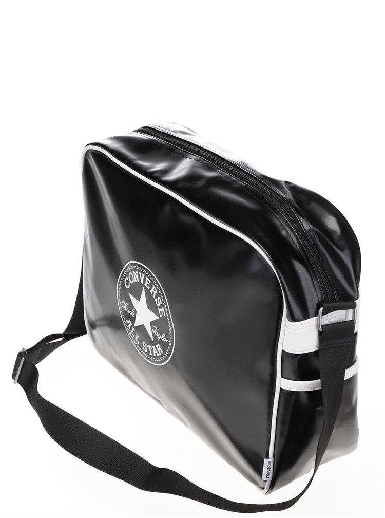 Černá taška přes rameno Converse