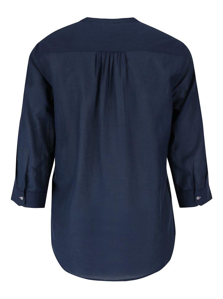 Cămașă tunică bleumarin VERO MODA Charlene