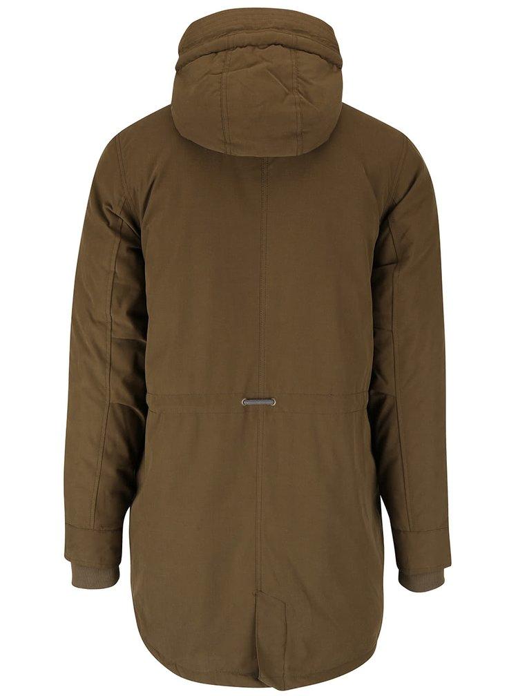 Jachetă parka kaki Ragwear MR Smith