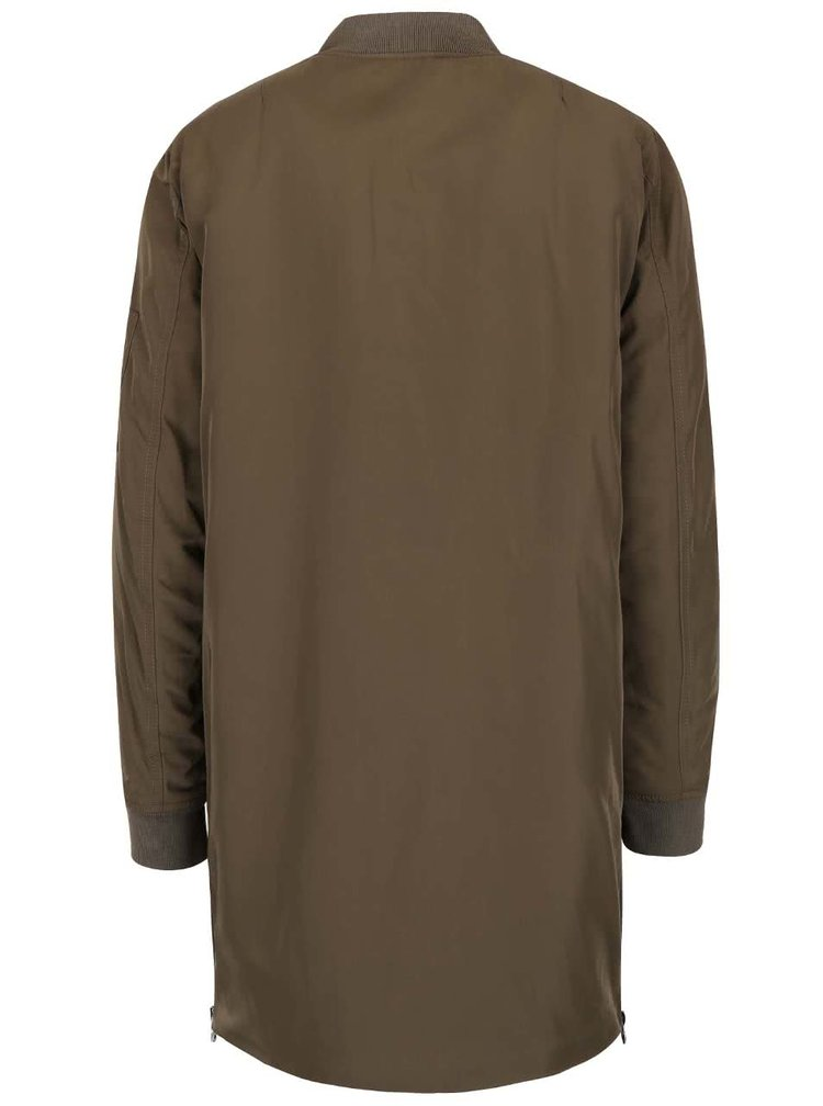 Kaki kabát ONLY Fulton