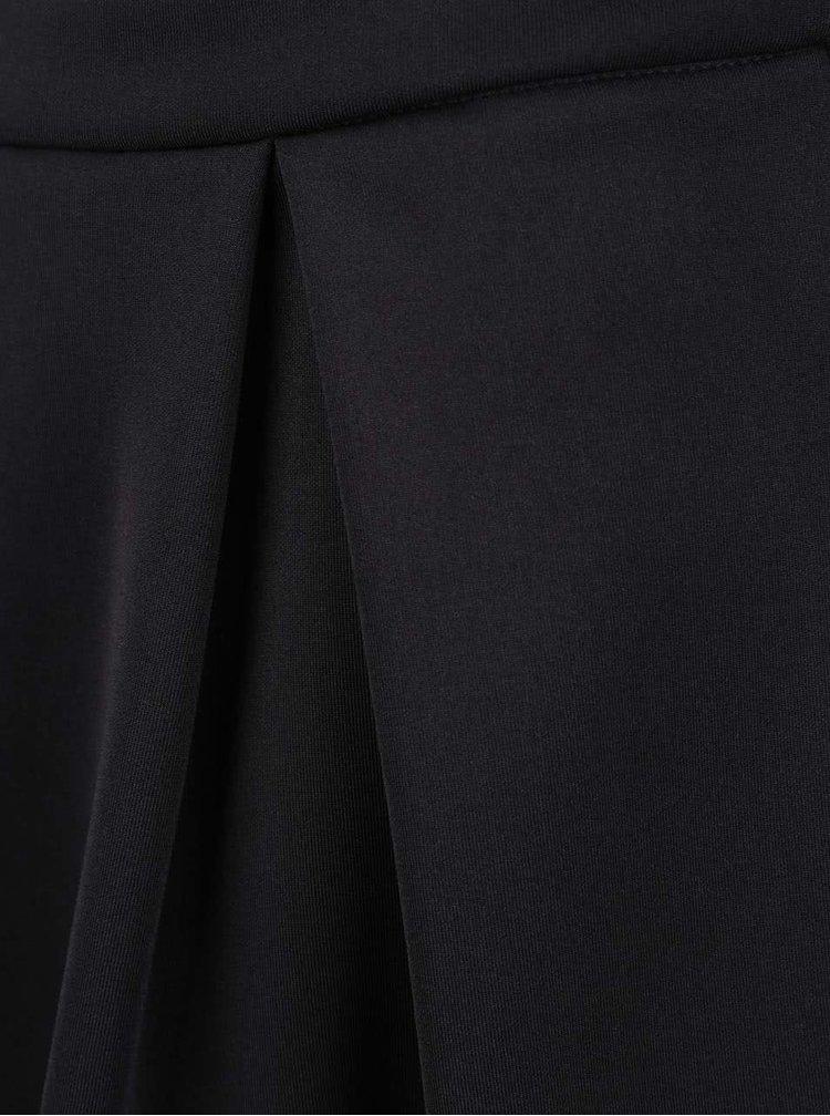 Čierna sukňa do pása Miss Selfridge