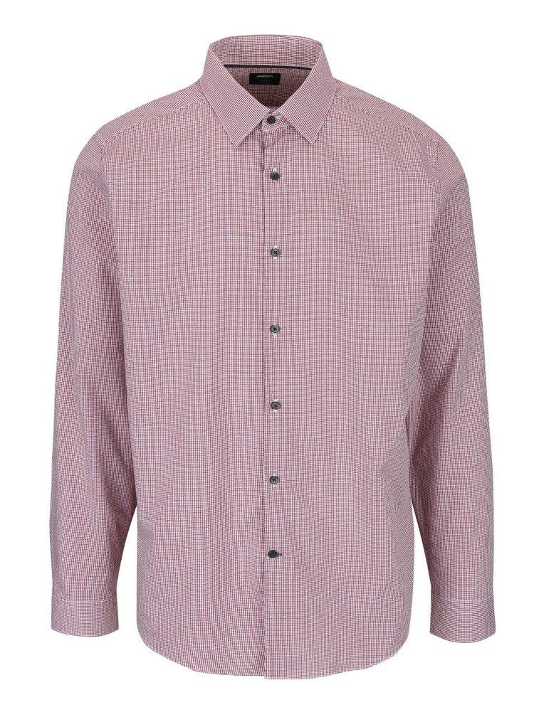 Červená neformální košile Burton Menswear London