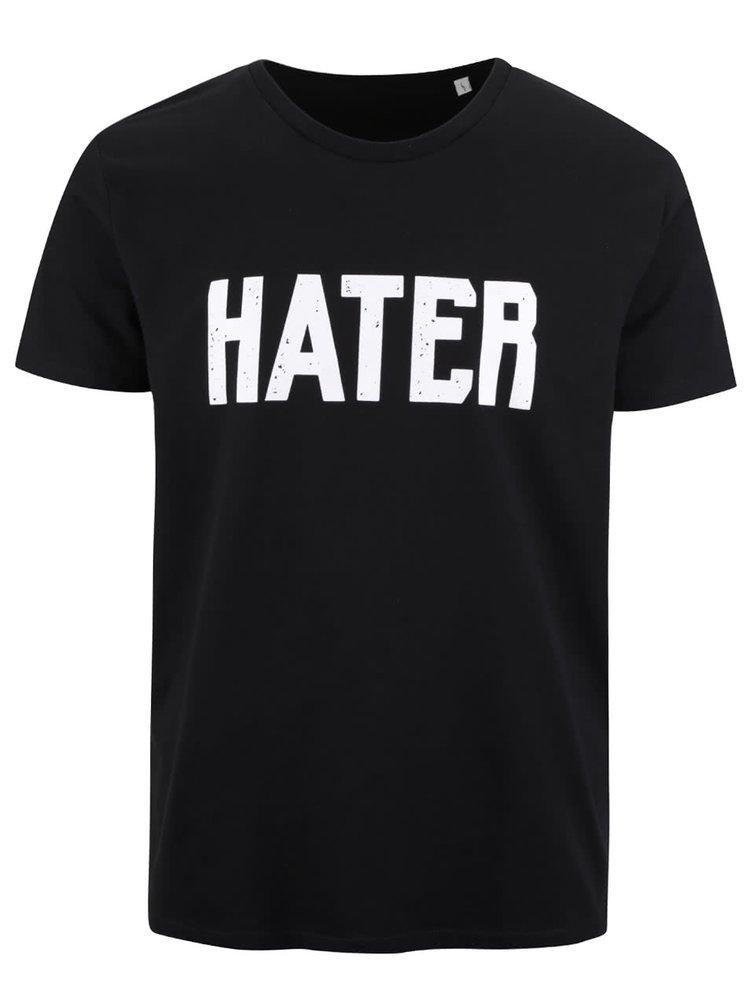 Černé pánské triko ZOOT Originál Hater