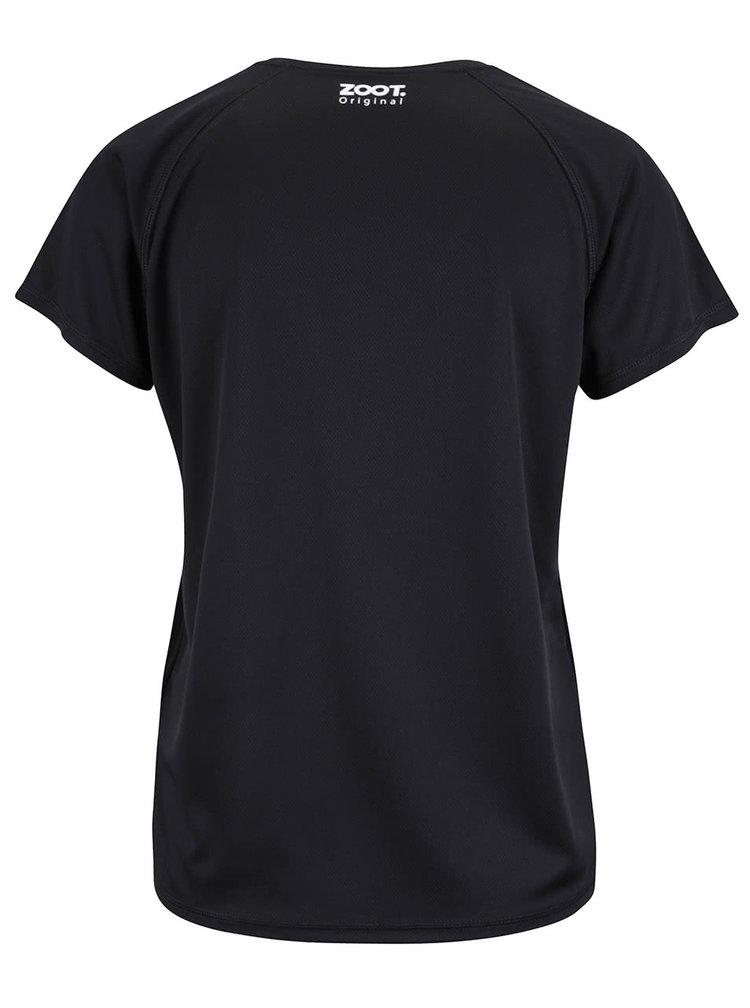 Tricou negru ZOOT Original Tired