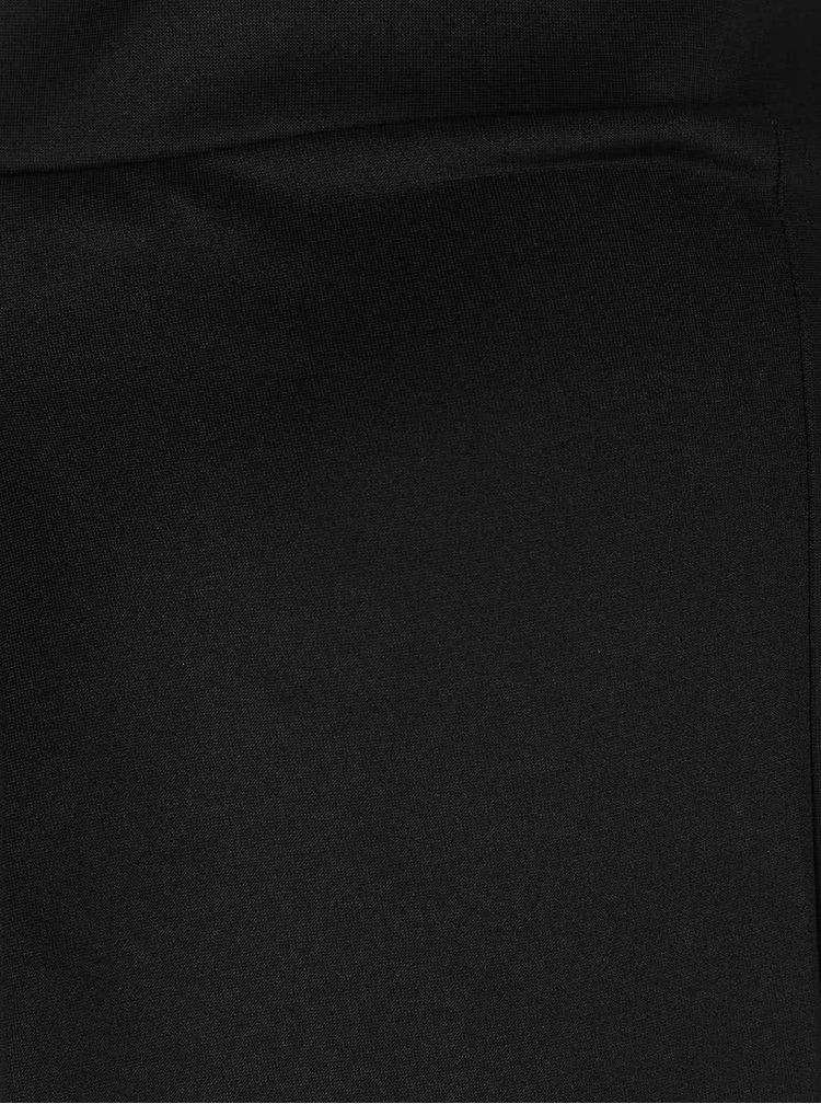 Fustă neagră Dorothy Perkins Curve în cloș